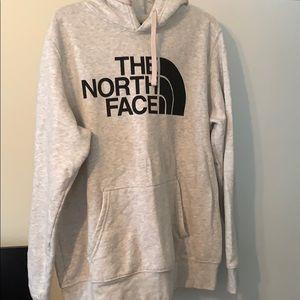 North Face Sweatshirt Size L